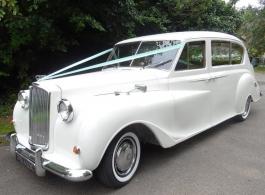 Austin Princess wedding car for hire in Dartford